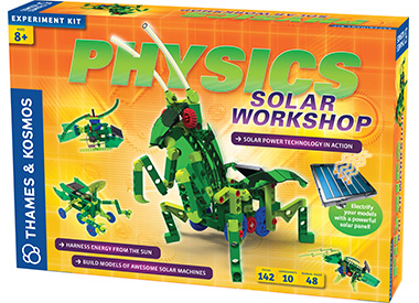 physics solar workshop v2
