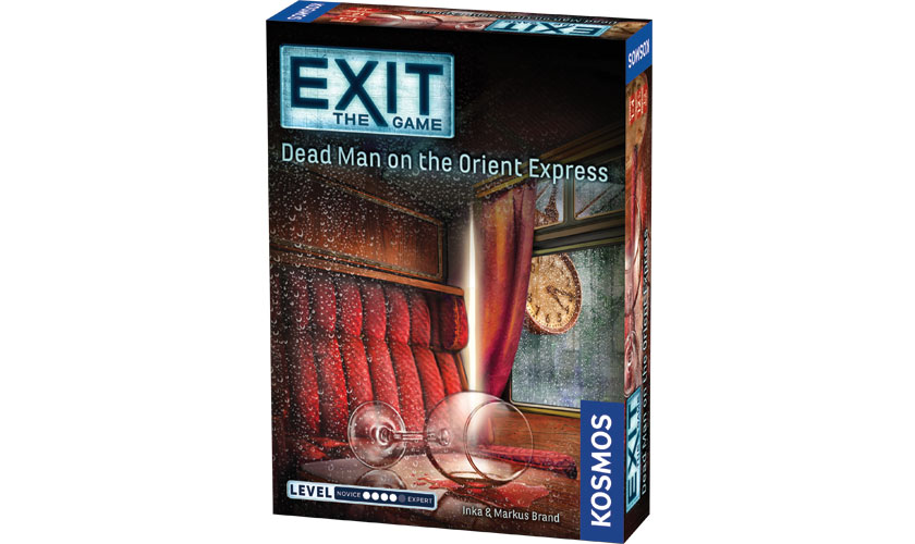 EXIT: Dead Man on the Orient Express -  Thames and Kosmos