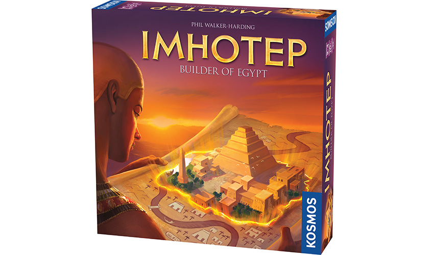 Imhotep (T.O.S.) -  Thames and Kosmos
