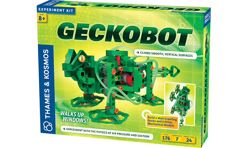 Image result for geckobot