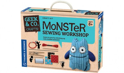 Monster Sewing Workshop