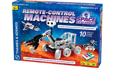 Remote-Control Machines: Space Explorers