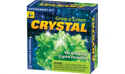 Grow a Green Crystal