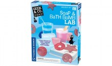 Soap & Bath Bomb Lab
