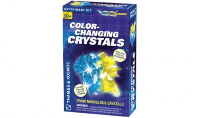 Color-Changing Crystals