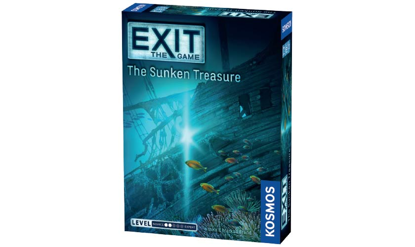 EXIT: The Sunken Treasure - Thames and Kosmos