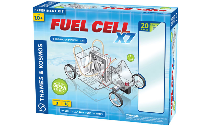 Science Kits Fuel Cell X7
