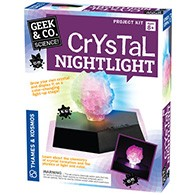 Crystal Nightlight Product Image Downloads
