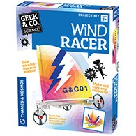 Wind Racer Product Image Downloads