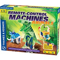 Remote-Control Machines: Animals Product Image Downloads