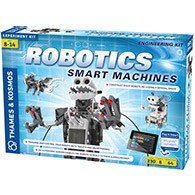 Robotics: Smart Machines Product Image Downloads