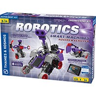 Robotics Smart Machines: Rovers & Vehicles Product Image Downloads
