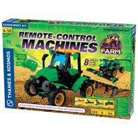 Remote-Control Machines: Farm Vehicles Product Image Downloads