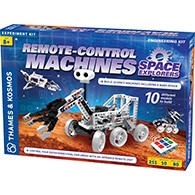 Remote-Control Machines: Space Explorers Product Image Downloads