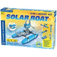 Solar Boat Product Image Downloads
