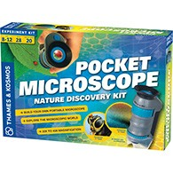 Pocket Microscope: Nature Discovery Kit Product Image Downloads