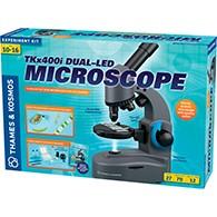 TKx400i Dual-LED Microscope Product Image Downloads