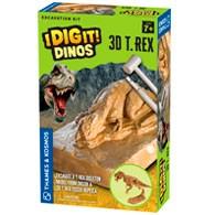3D T. Rex Excavation Kit Product Image Downloads