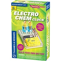 Electro Chem Clock Product Image Downloads
