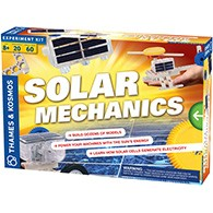 Solar Mechanics Product Image Downloads