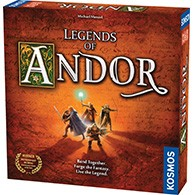 Legends of Andor Product Image Downloads