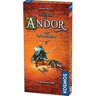 Legends of Andor: Star Shield Product Image Downloads