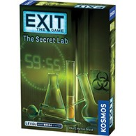 Exit: The Secret Lab Product Image Downloads