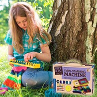 Yarn-Storming Machine Editorial Image Downloads