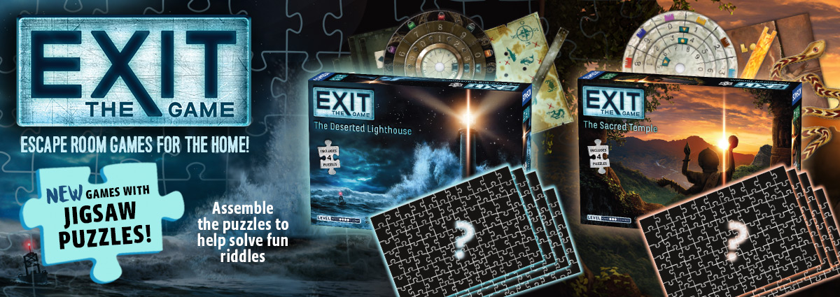 Exit Jigsaw Puzzle