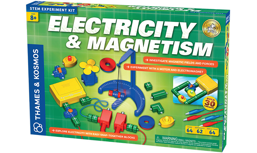 Science Kits: Electricity & Magnetism