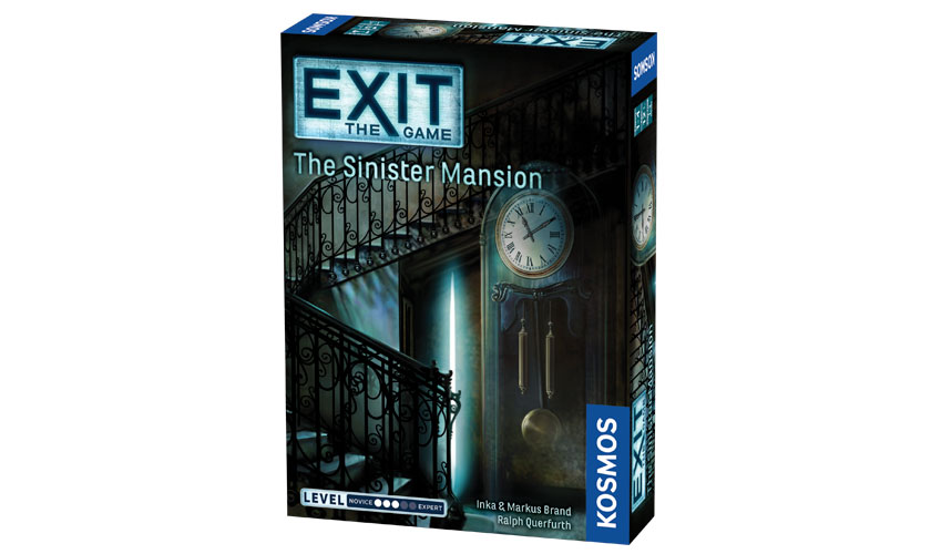 EXIT: The Sinister Mansion -  Thames and Kosmos
