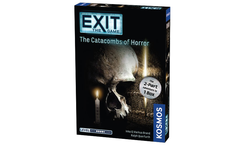 Exit: The Catacombs of Horror -  Thames and Kosmos