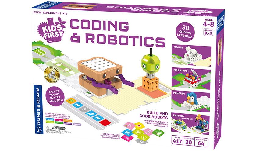 Science Kits Kids First Coding Robotics