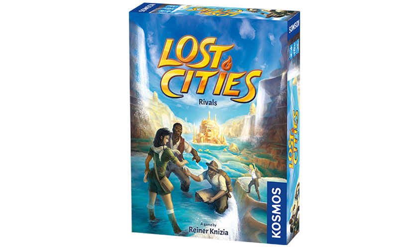 Lost Cities: Rivals - Thames and Kosmos
