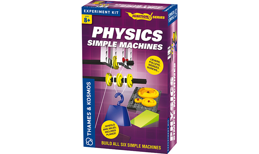 Science Kits Physics Simple Machines