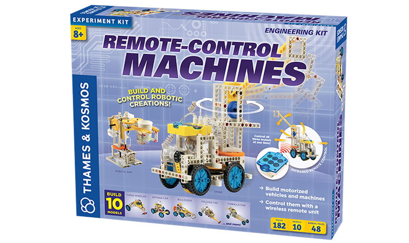 Science Kits Remote Control Machines