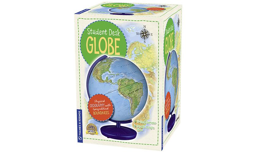 Globes Student Desk Globe
