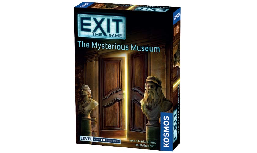 EXIT: The Mysterious Museum -  Thames and Kosmos