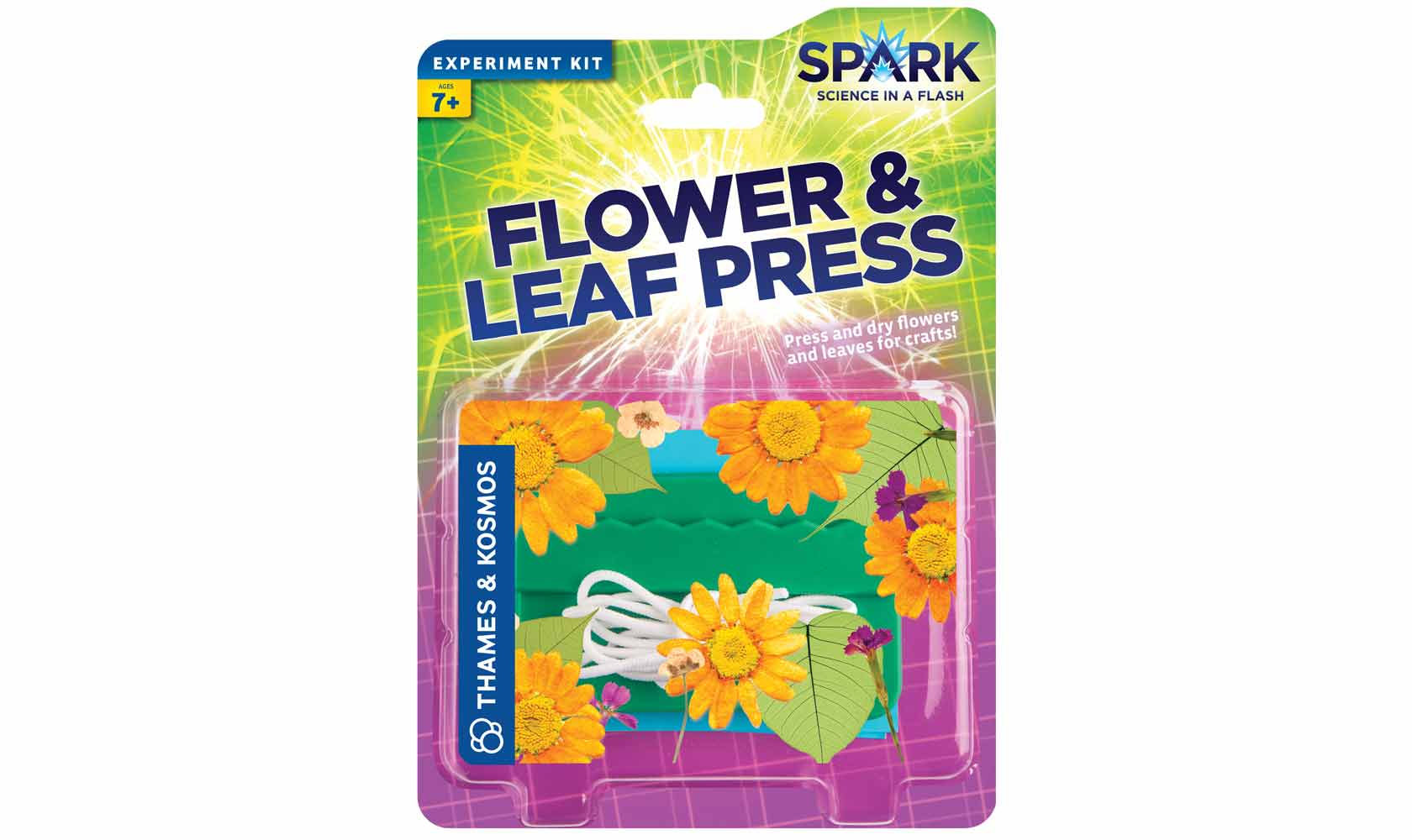 Science Kits Flower Leaf Press