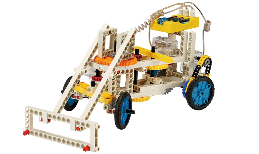 Science Kits: Remote-Control Machines