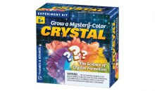 Grow a Mystery-Color Crystal