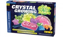 Crystal Growing: Glow-in-the-Dark