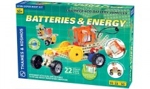 Batteries & Energy