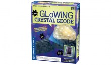 Glowing Crystal Geode