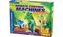 Remote-Control Machines Animals