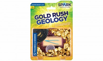 Gold Rush Geology