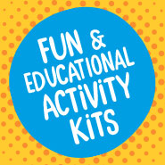 Fun & Educational Activity Kits