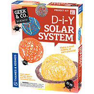 D-I-Y Solar System Product Image Downloads