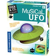 Musical UFO Product Image Downloads