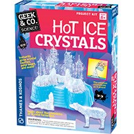 Hot Ice Crystals Product Image Downloads